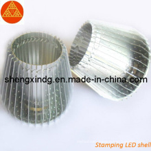 Stamping Punching LED Housing Shell Cup (SX015)